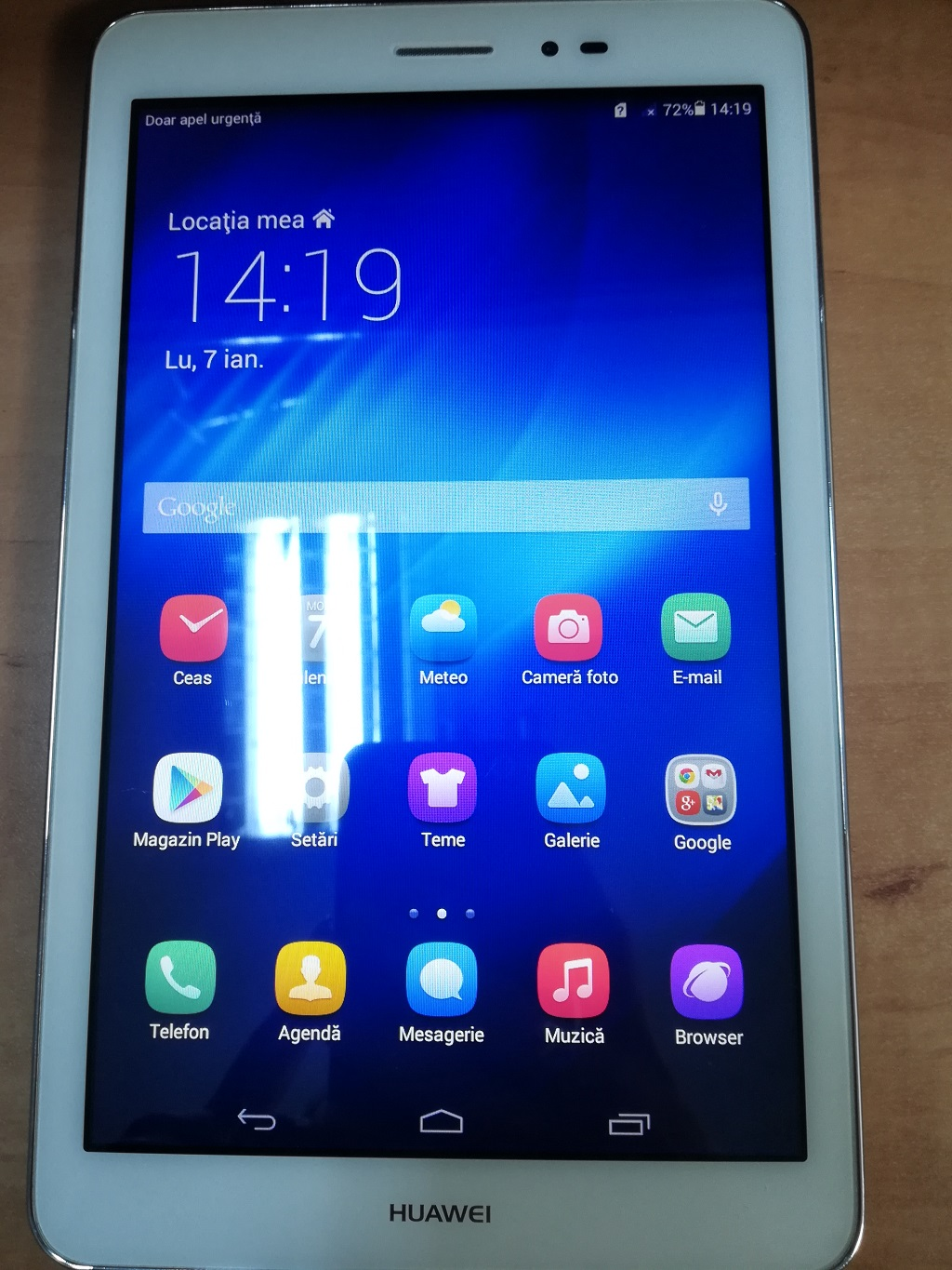 TABLETA HUAWEI MEDIA PAD T1